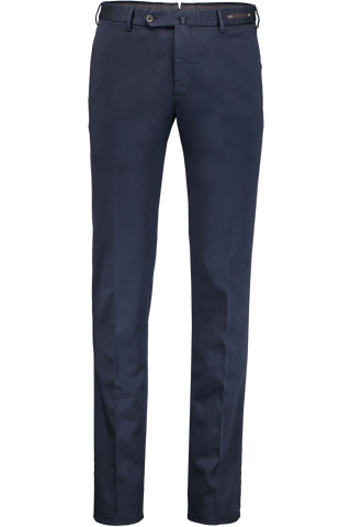 TRAVVELLER SLIM TROUSER NAVY