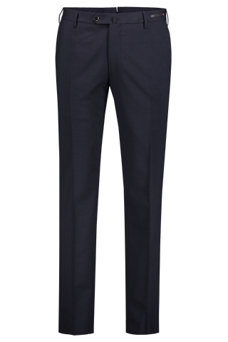 STK WOOL TROUSER NAVY