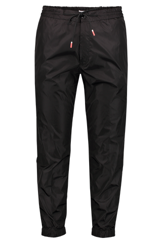 Front image of PT Forward Drawstring Jogger Diagonal Pockets Black