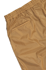 Back pocket detail of PT Forward Drawstring Jogger Diagonal Pockets Khaki