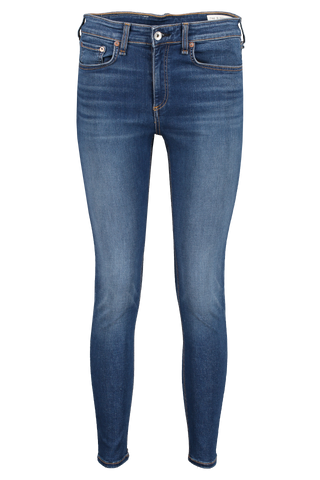 Front view image of Rag & Bone Women's Cate Mid-Rise Ankle Skinny