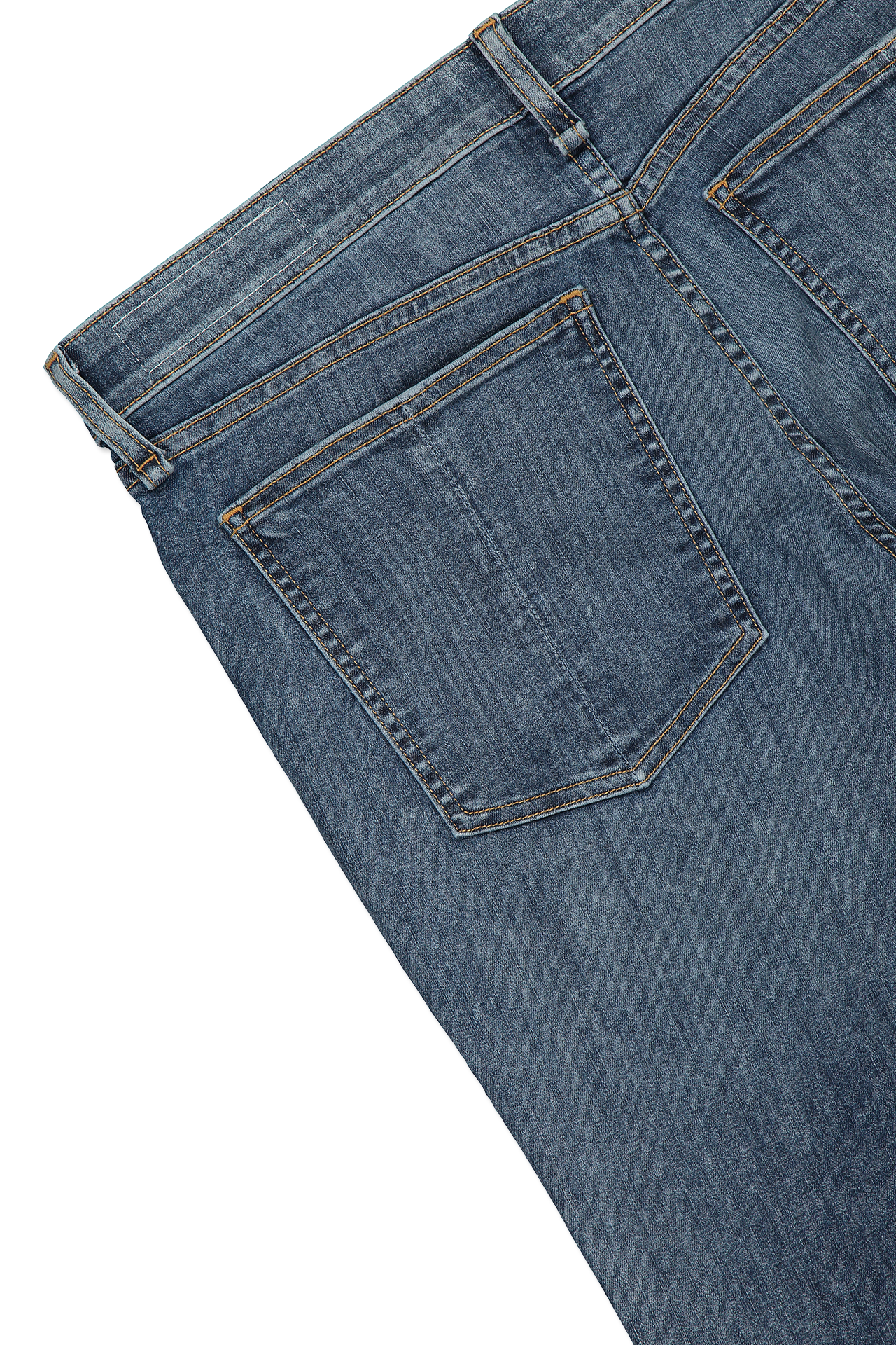 Back Pocket Detail Cate Mid-Rise Skinny