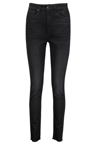 Front view image of Rag & Bone Women's Jane Super High Rise Skinny
