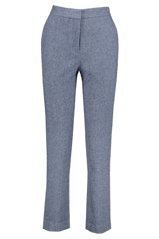 Front view image of Rag & Bone Women's Layla Herringbone Pant