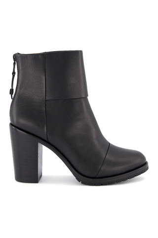 Side view image of Rag & Bone Women's Newbury 2.0 Boot Black
