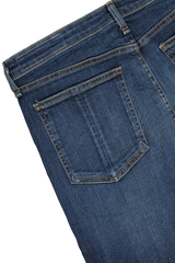 Back pocket detail image of Rag & Bone Women's Nina High Rise Cigarette Jeans