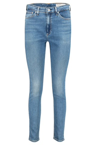 Front Image Of Rag & Bone Women's Nina High Rise Skinny Exmoor