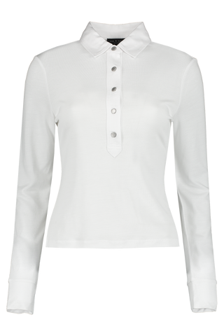 Rower Fitted Polo Top Maml