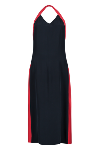 Front view image of Rag & Bone Women's Scarlet Halter Dress Sal
