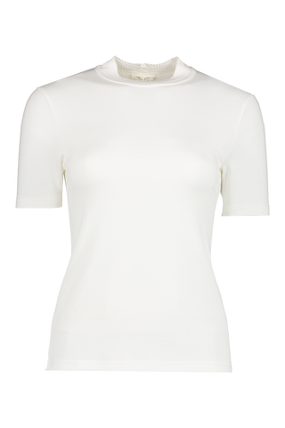 Front view image of Rag & Bone Women's Short Sleeve Surplus Tee