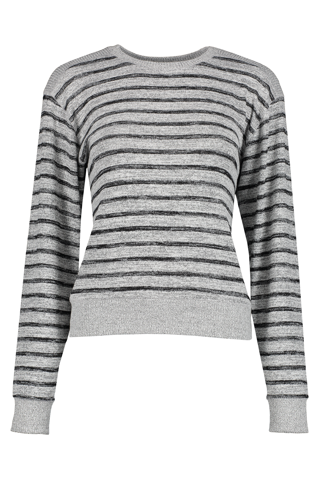 Front view image of Rag & Bone Women's Striped Avryl Pullover