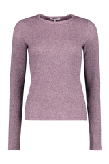Women's The Knit Rib Slim Long Sleeve