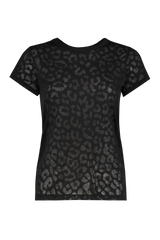 Women's All Over Cheetah Tee