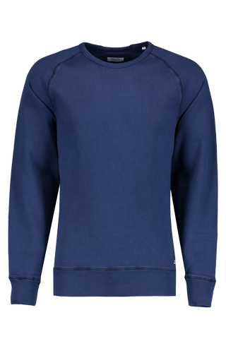 Front Image Of Saturdays NYC Simon Crewneck Sweatshirt
