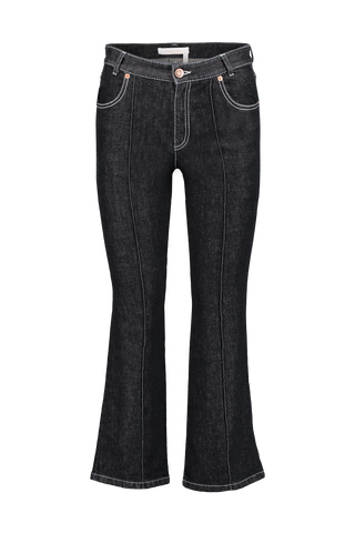 DENIM PANT MISTY BLACK