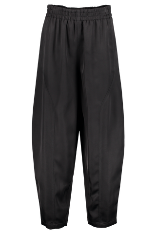 Front image of See By Chloé Elastic Waist Harem Pant