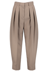 Front image of See By Chloé Pleated Trouser