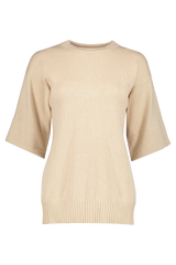 Front image of See By Chloé Short Sleeve Sweater