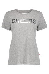 Front image of Sol Angeles Women's Cheers Graphic Tee