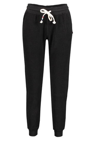 Front view image of Sol Angeles Women's Corded Mineral Jogger