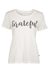 Front image of Sol Angeles Women's Grateful Crewneck Tee