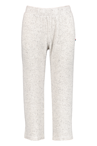 Front view image of Sol Angeles Women's Speckled Thermal Culotte
