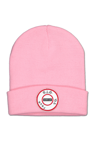 Image of Sold Out Beanie Pink