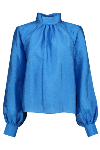 Eddy Blouse Blue