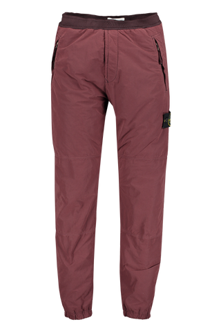 Front view image of Stone Island Casual Jogger Dark Burgundy