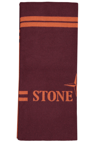 Front View Stone island Blanket