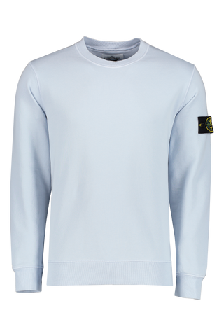 Fleece Crewneck Sweatshirt Sky Blue