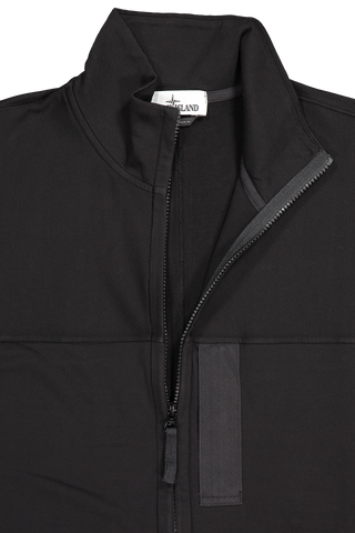 Fleece Full Zip Sweatshirt Black