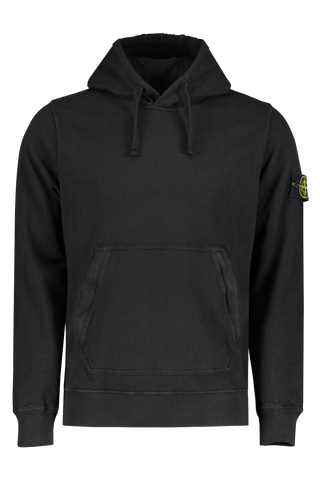 Hooded Fleece Black