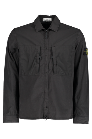 Overshirt Black