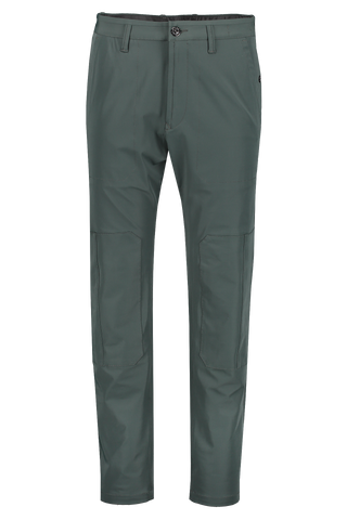 Front Image Of Stone Island Two Way Stretch Cotton Nylon Pant Petrol