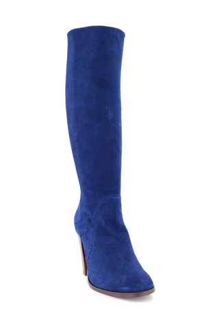 Front angled view image of Stouls Hermione Suede Boot King