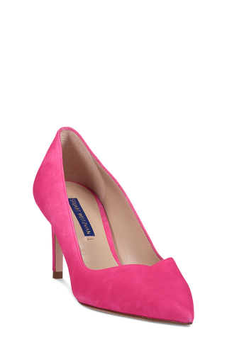 Anny 70mm Suede Pump