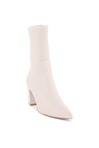 Front angle image of Stuart Weitzman Landry Stretch Nappa Boot