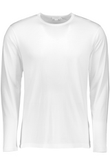 LONG SLEEVE Q82 CREWNECK WHITE