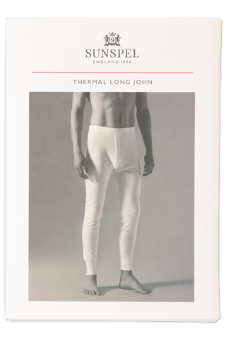 THERMAL LONG JOHN CHARCOAL