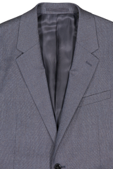 Front collar and lapel detail image of Theory Men's Chambers Sportcoat