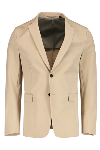 Clinton Khaki Double Stretch Sportcoat
