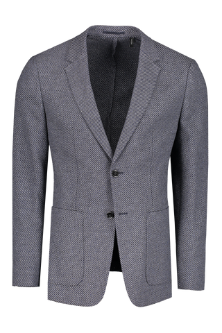 Front view image of Theory Men's Clinton Sportcoat Larimar Multi
