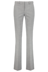 Front Image of Theory Women's Demitria 4 Hounds Pant