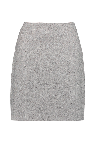 Front view image of Theory Women's Easy Waist Skirt