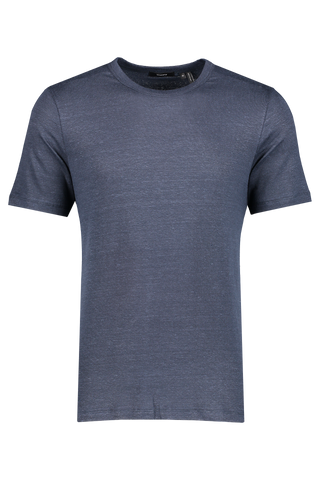 Front image of Men's Theory Essential Tee Eclipse