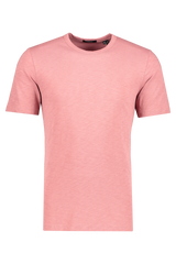 Front image of Men's Theory Essential Tee Scallop