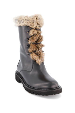 Angle Image of Women's Lace Up Winter Boot