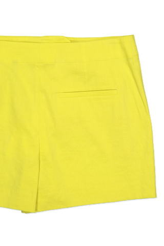 Mini Short Bright Lime