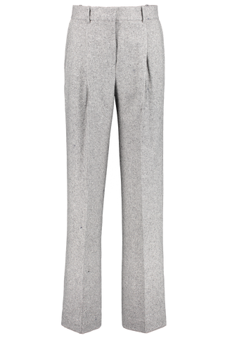 Front view image of Women's Theory Pleated Trouser